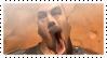 Dem lips stamp by Skoryx