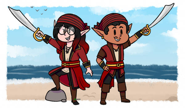 [CO] - Pirate Elves