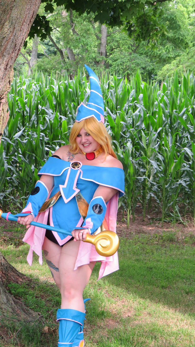 Dark Magician Girl Cosplay by DreamMistressTasha