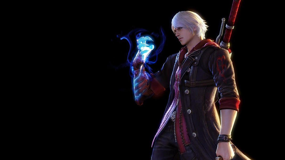 devil may cry 4 wallpaper -nerovergilneloangelo on deviantart