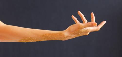 golden hand 5