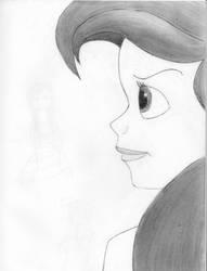 Ariel by BrightWhiteLights