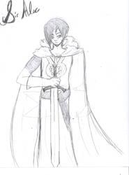 Sir Alec the Resolute by WhiteWolfIris