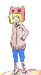 MYM: Khero's Fall Sweater by WhiteWolfIris