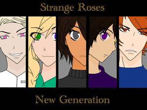 Strange Roses | New Generation (Cover)