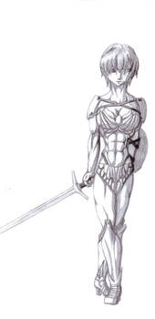 Armour of the Strong Blade