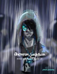 Shenron Jackson: The UNKLCHNG edit