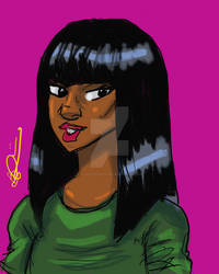 Sista aka Black Girl Magic