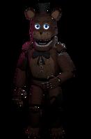 Stylised TRTF Freddy by SGPDelta