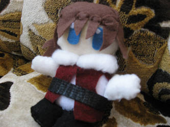 Cliff Plushie by MushroomStomper