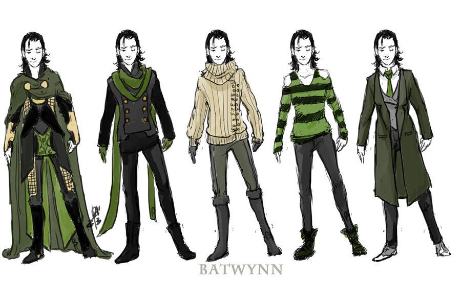 Loki Design Patterns