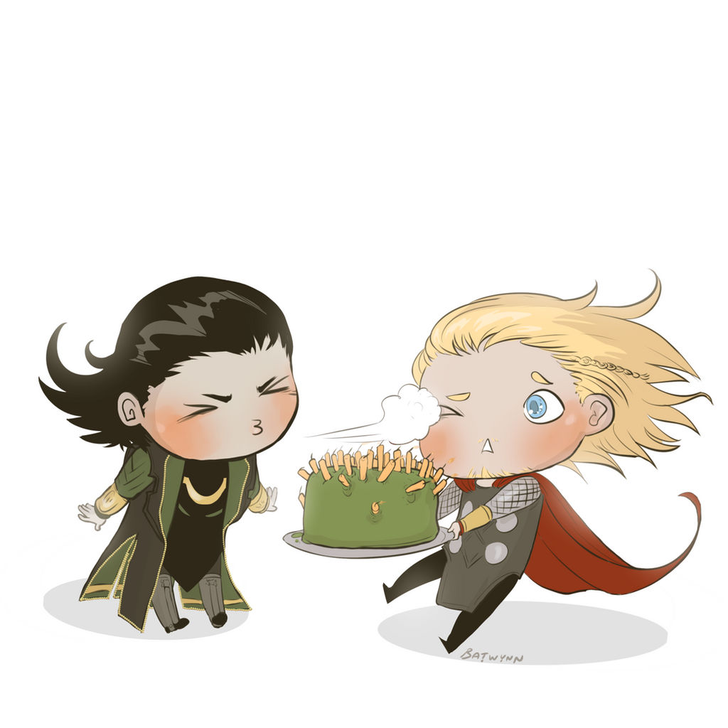 Happy Birthday Loki!
