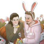 Happy Easter Loki