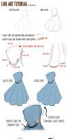 Basic Line art tips