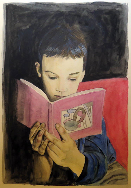 Hugo Reading