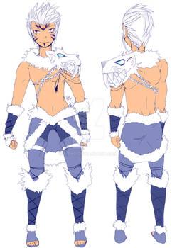 Ice Kingdom Guardian Male