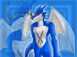 Cool Exveemon by ceeme521