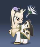 Zhuge Liang Pony