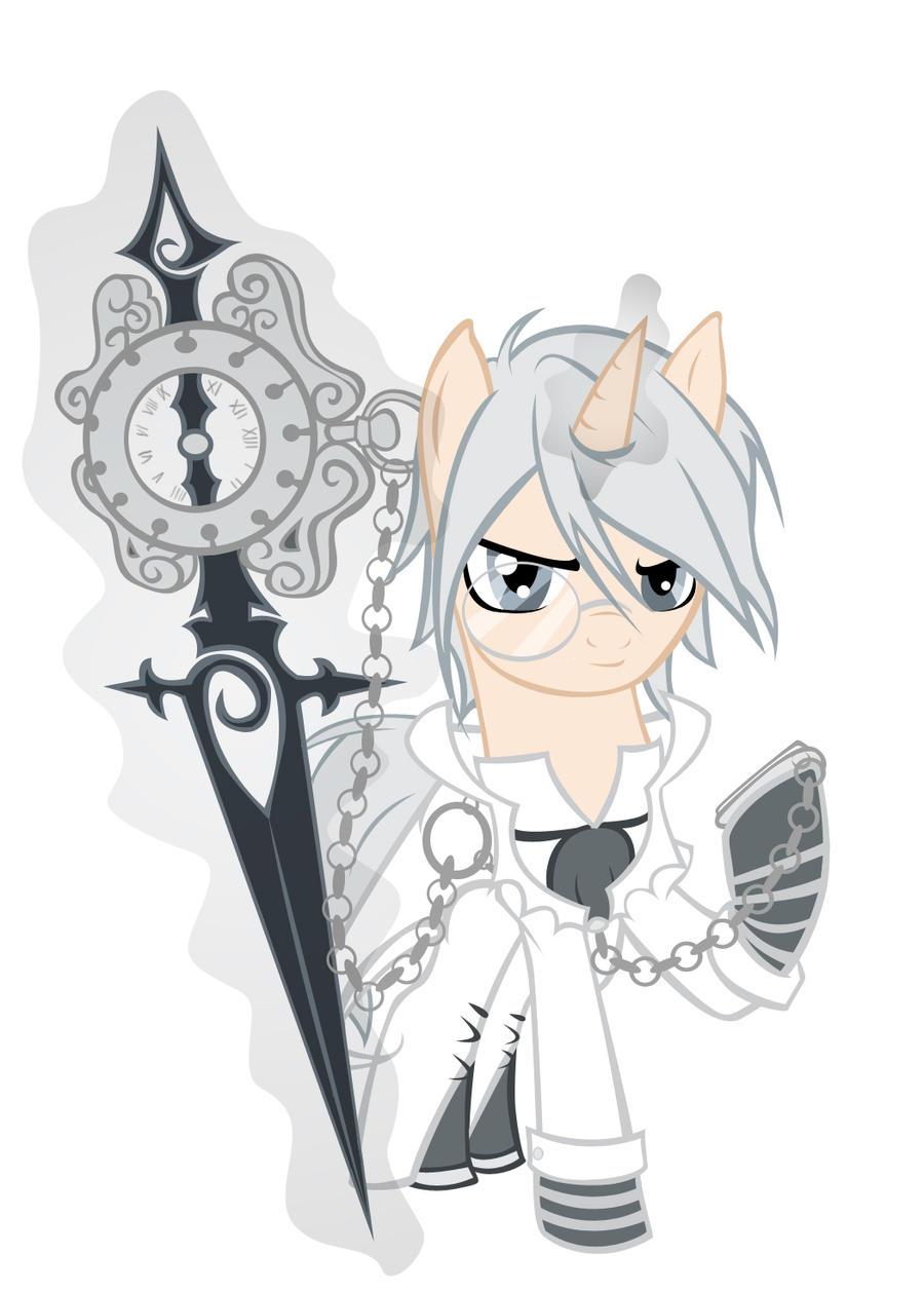 Aeon Pony by FighterAmy