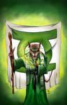 Green Lantern Splinter Maria C