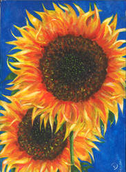 Helianthus by v-e-y-a