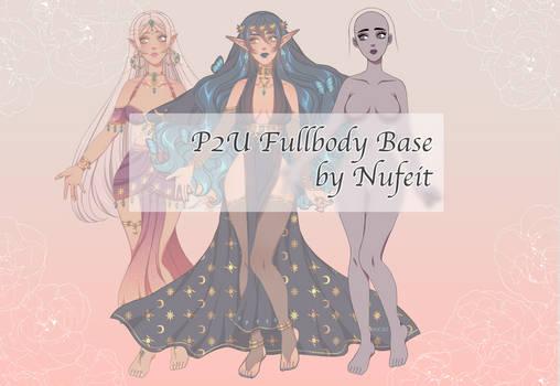 P2U Fullbody base