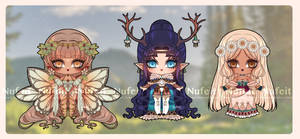 [closed] Fantasy ladies