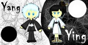 Ying and Yang by Yasiku