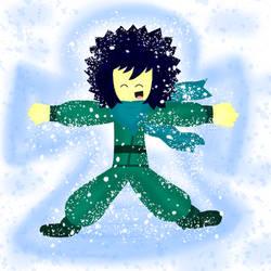 Snowangel!