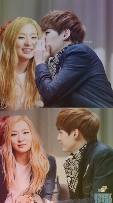 """bts v and red velvet irene dating 29 01 2017 - 19 08 2016 - according to sasaeng, irene from """" red velvet """" was dating someone that declared joy from """" red velvet """" and """" bts """" v are in a v ideal type is someone who gets more charming everyday, takes care of him, but because all ( bts ) of our ideal types are different, i don't think we'll date the."""