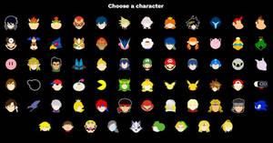 (Update) Smash Bros Ultimate Stocks by falconburst322