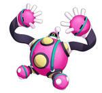 Megaman 11 Bounceman render