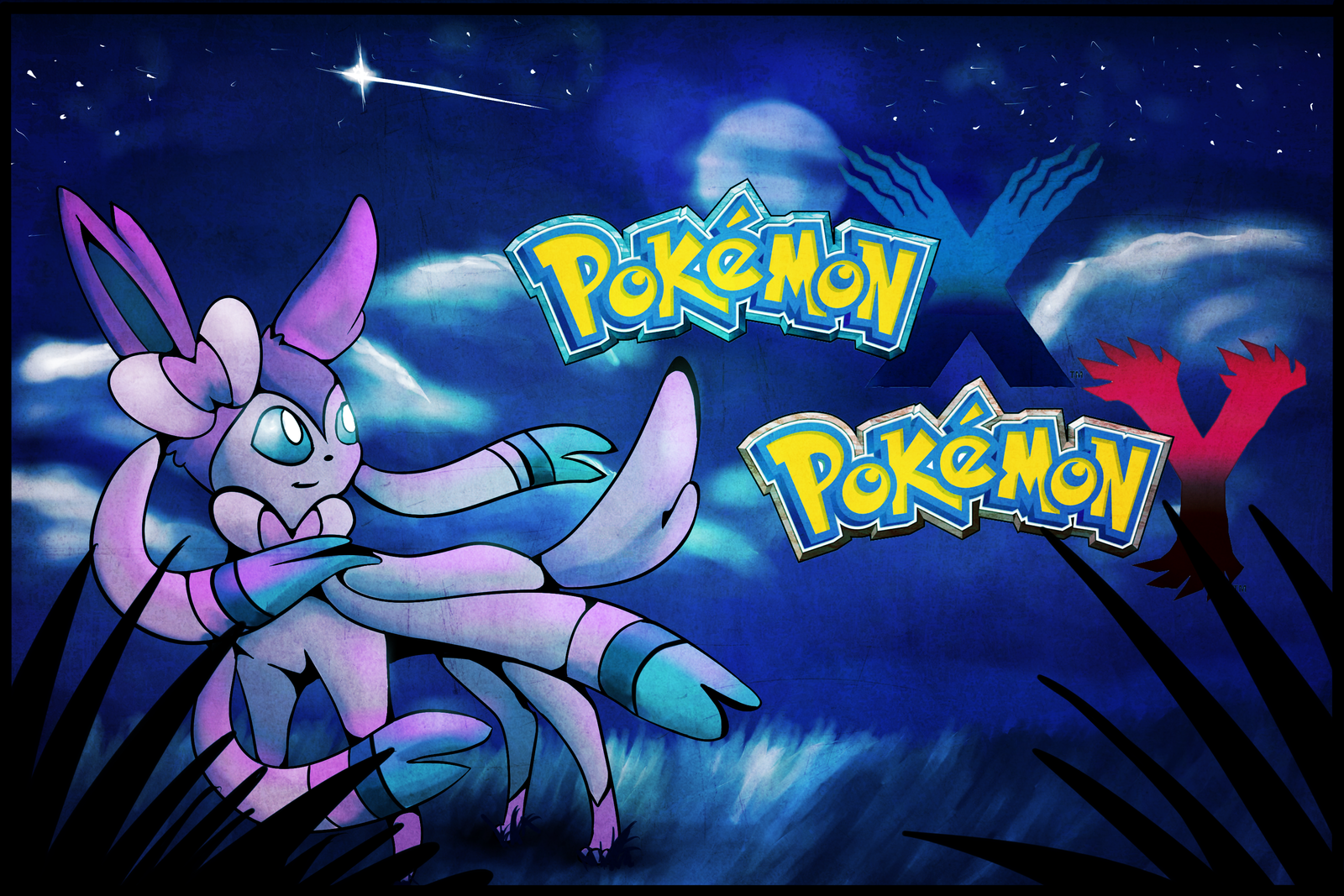 Pokemon X And Y Sylveon Wallpaper 355033356