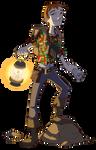 Zork- Male Hero 2