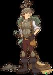 Zork- Male Hero 3