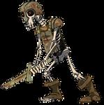 Zork- Skeleton