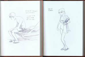 Cuba Sketches - Part 6