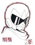 PAX East 2011- Proto Man