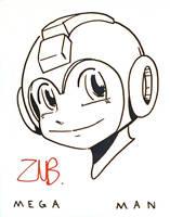 PAX East 2011- Mega Man by Zubby