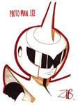 PAX East 2011- Proto Man BN