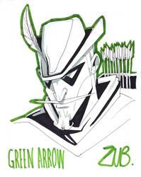 C2E2 2011- Green Arrow