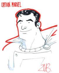 C2E2 2011- Captain Marvel