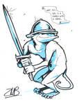 Gen Con- Monkey Sword