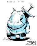 Gen Con- Battle Hippo