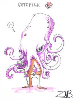 Gen Con- Octopink