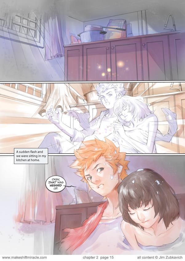 Makeshift Miracle Chap2 Pg15 by Zubby