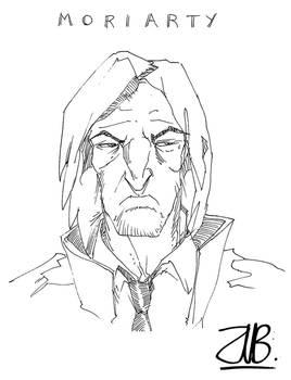 Moriarty Sketch