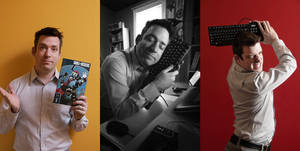 Zub Author Photo Choices