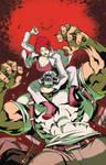 Hack/Slash 16 Cover