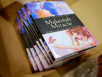 Makeshift Miracle Book 1 Coming Soon...